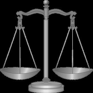 juridisch-weegschaal