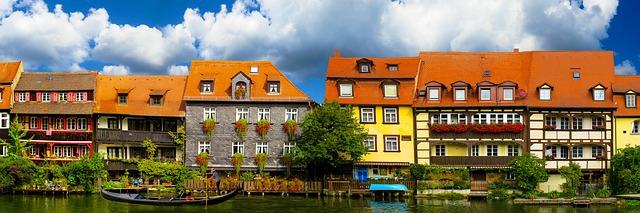 Buren huizen architectuur