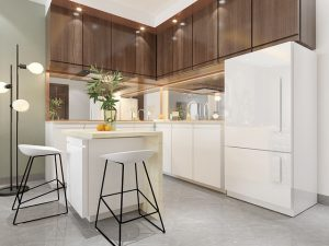 Model keuken showroom